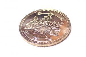 500円硬貨 500円玉